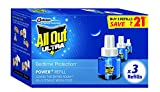 #3: All Out Ultra Triple Refill (45ml, 3 Pieces, Clear)