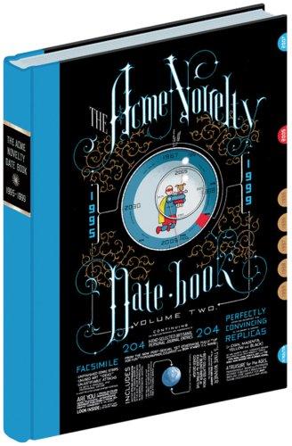 Acme Novelty Datebook: 1995 - 1999 v. 2 (Acme Novelty Library) por Chris Ware