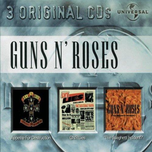 Appetite For Destruction/Lies [European Import] by Guns n' Roses (2001-11-02)