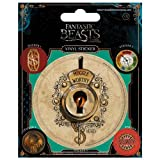 Fantastic Beasts & Where To Find Them Sheet of Vinyl Stickers
