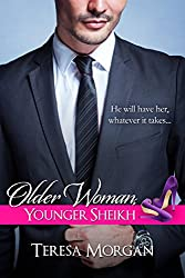 Older Woman, Younger Sheikh (Hot Sheikh Romance)