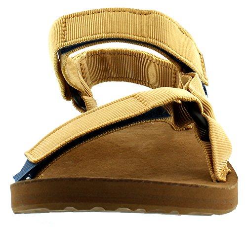 Teva - Original Univ. Backpack M's, Sandali sportivi Uomo Beige (Beige (411 khaki))