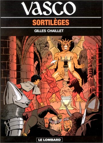 Vasco, tome 14 : Sortilèges