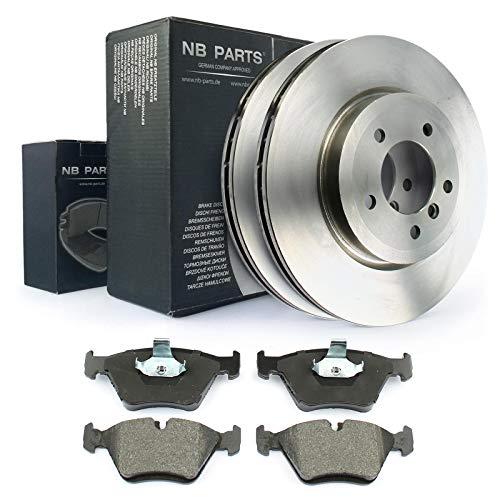 NB Parts Alemania 10040703de freno ø325+ freno