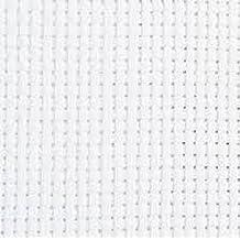 DMC blanco de ropa de cama de punto de cruz tela Aida 14 - 110cms de ancho x 10 metros (rollo)