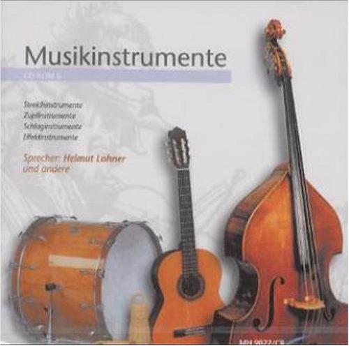 Musikinstrumente 2 - Streichinstrumente...