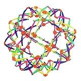 Sinnper - Bola mágica Extensible de plástico, Bola mágica...
