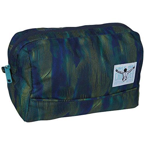 Chiemsee SHOWER BAG, BA Trousse de toilette, 26 cm, Multicolore (B1052)