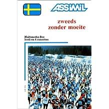 Zweeds zonder moeite (1 livre + coffret de 4 cassettes) (en néerlandais)