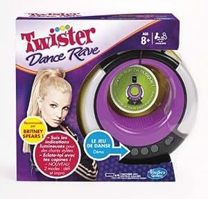 Twister rave dance
