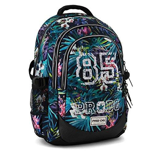PRODG PRODG Running Backpack Jungle Schulrucksack, 44 cm, Mehrfarbig (Multicolored) Preisvergleich