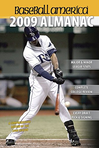 Baseball America Almanac: A Comprehensive Review of the 2010 Season (Baseball America's Almanac) by Will Lingo (Editor), Ben Badler (Editor), Jim Callis (Editor) (18-Jan-2011) Paperback