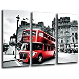 Cuadro Buda fotografico base madera, 97 x 62 cm, London, Ciudad de Londres ref. 26027
