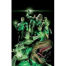 Green lantern corps : Blackest night