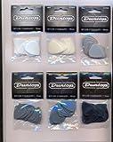 PUAS DUNLOP - Nylon Standard (Picker 44/P) (Calibre 1´00) (Bolsa con 12 Puas)