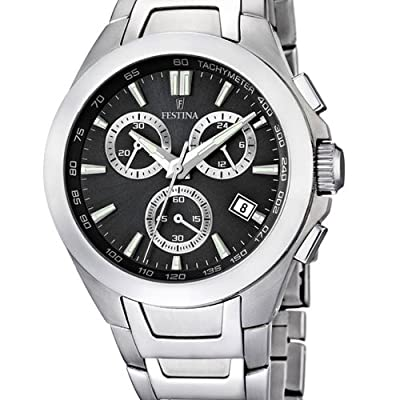 GENUINE FESTINA Watch Male Chronograph - F16678-6 de Festina