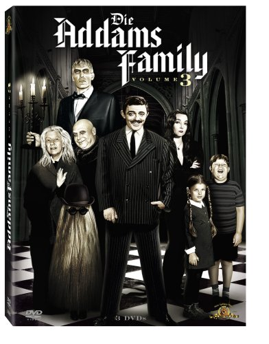 Die Addams Family - Volume 3 [3 DVDs]