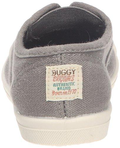 Buggy Gystor, Unisex - Kinder Sneaker Grau (Gris délavé)