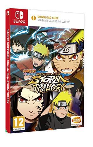 Naruto Shippuden: Ultimate Ninja Storm Trilogy (Code in...