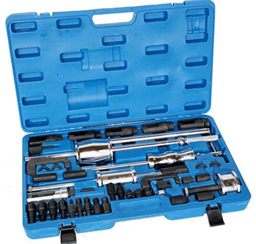 ROTOOLS Injektoren Einsprizdüsen Auszieher Abzieher CDI Werkzeug Einspritzdüsen passend für Audi BMW Mercedes 1297