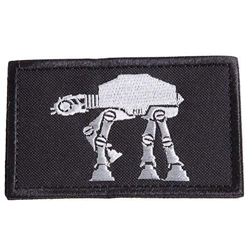 AT-AT Walker Star Wars Bordado Airsoft Velcro