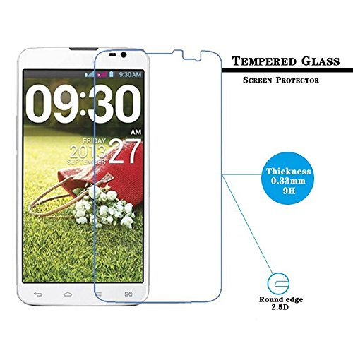 Magic Brand Tempered Glass 2.5 Curve screen Protector For Lg G Pro Lite D686  available at amazon for Rs.149