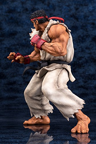 "GOOD SMILE COMPANY EJ91142 1: Escala 8 ""Street Fighter III 3rd Strike Fighters PVC Legendario Ryu Estatua 4"