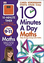10 Minutes a Day Maths Ages 9-11