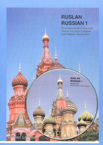 Ruslan Russian 1: a communicative Russian course. Pack (book and audio CD) (5th Edition) por John Langran