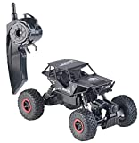 Simulus Monstertruck: Ferngesteuerter Monster-Truck Rock Crawler, 2,4-GHz-Funk, 12 km/h (RC Autos)