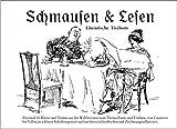 Schmausen und Lesen: Literarische Tischsets