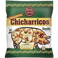 Chicharricos Picrack Snacks, Aperitivo local (Corteza de cerdo) - 16uds de 70 gr. (Total: 1120 gr.)