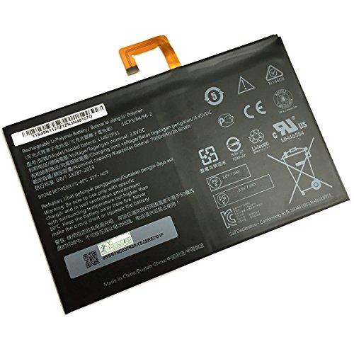7XINbox 3.8V 7000mAh 26.6Wh L14D2P31 Ersatz Akku Batterie für Lenovo TAB2 A10-70F A10-70L TB2-X30 TB2-X30M
