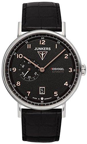 Junkers orologio uomo Eisvogel F13 automatico 6704-5