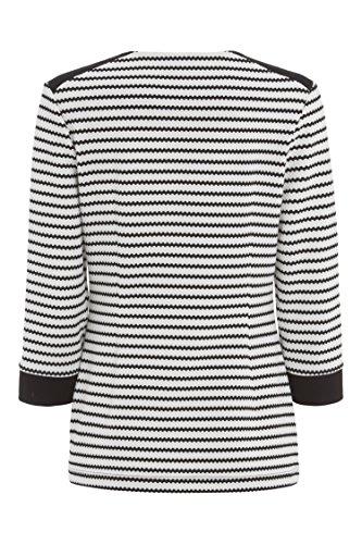 roman-originals-womens-textured-stripe-top-black-uk-sizes-10-20-14