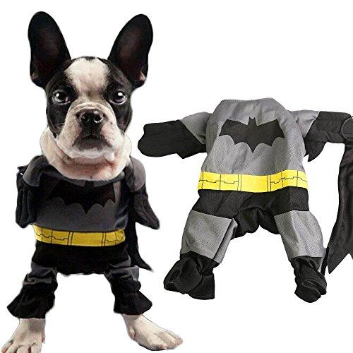 Costume cane per carnevale o Halloween da Batman.
