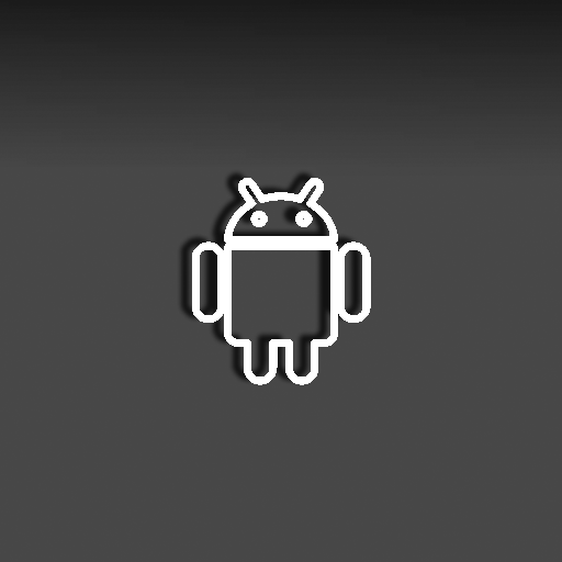 Icon Pack White Outline