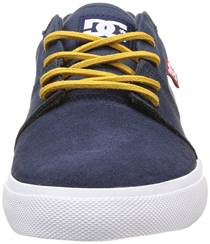 DC Shoes Tonik M, Sneakers Basses homme Bleu (Navy/Camel)