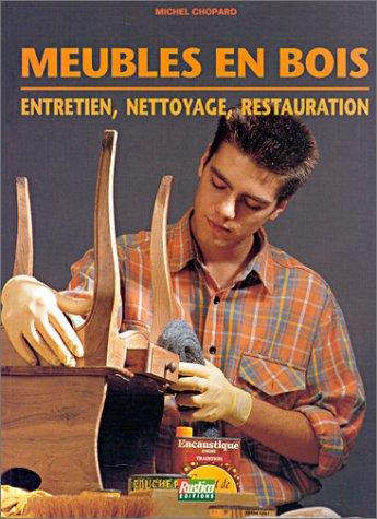 Meubles en bois par Michel Chopard