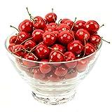 Mylifeunit Artificial Cherry, frutti artificiali per decorazioni, 100pz