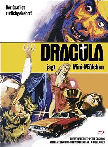 Bild von Dracula jagt Mini Mädchen - Mediabook  (+ DVD) [Blu-ray] [Limited Edition]