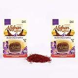 #7: Organically Grown Afghan 2 Gram Saffron/Kesar Blister Pack[Good Quality]