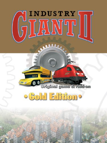 Industry Giant 2 Gold [PC Download] - Industrie-gebäude
