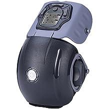 Decdeal Masajeador Electrónico de la articulación con calor y vibración Fisioterapia de la pierna para el alivio del dolor Pantalla LCD W / Backlight CE / FDA / IEC aprobado