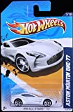2012 Hot Wheels HW All Stars Aston Martin One-77 White #123/247