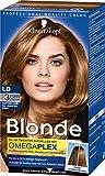 Schwarzkopf Blonde Aufheller LD Haarentfärber, Stufe 3, 3er Pack (3 x 142 ml)
