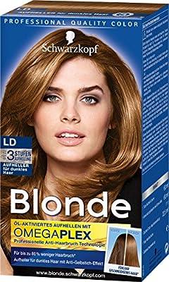Schwarzkopf Blonde Aufheller LD