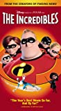The Incredibles [VHS]