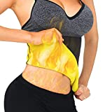 Amextrian Slimming Belt Waist Shaper, Hot Body Slim Shaper Slimming Belt, Tummy Trimmer Neotex Belt
