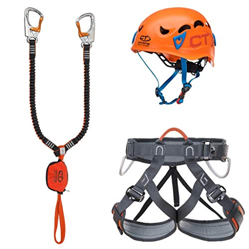 Climbing Technology Kit Ferrata Plus Galaxy - Top